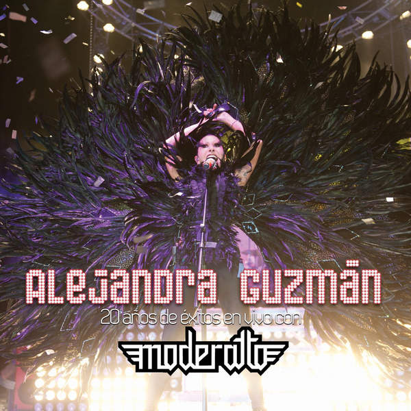Alejandra Guzman con Moderatto